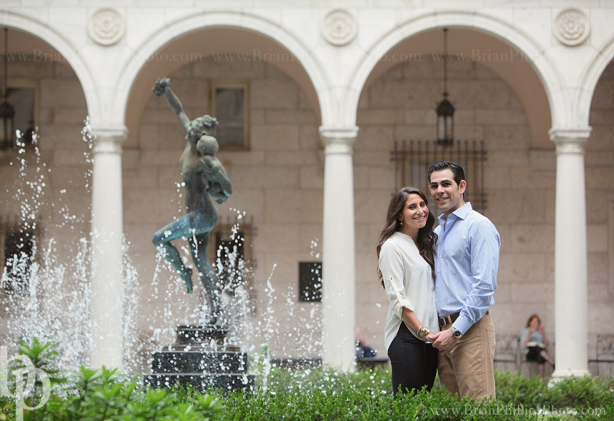 Boston Engagement photos by Brian Phillips Photography