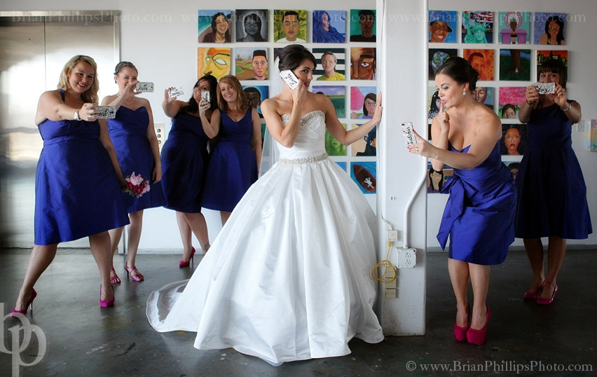 Davis Edwards Wedding at Artists for Humanity Boston