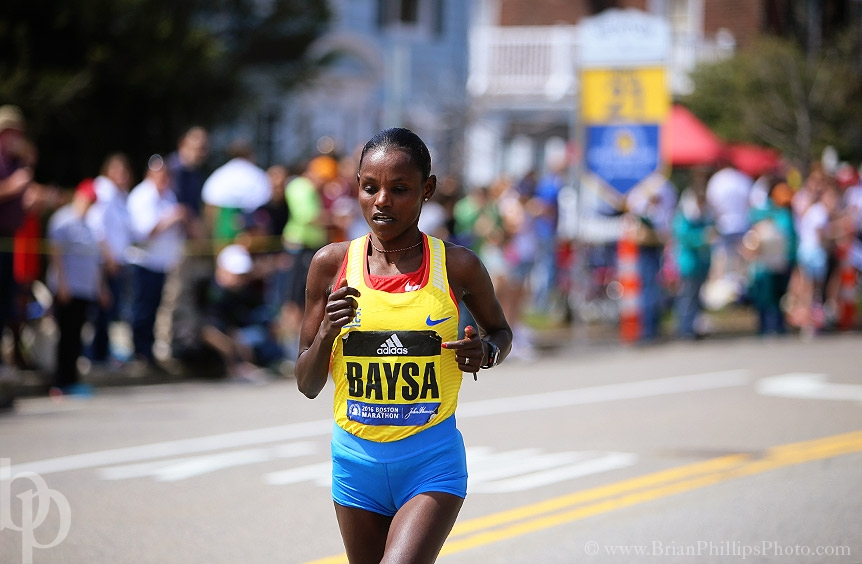 Boston Marathon 2016, Boston, MA by Brian Phillips Photography